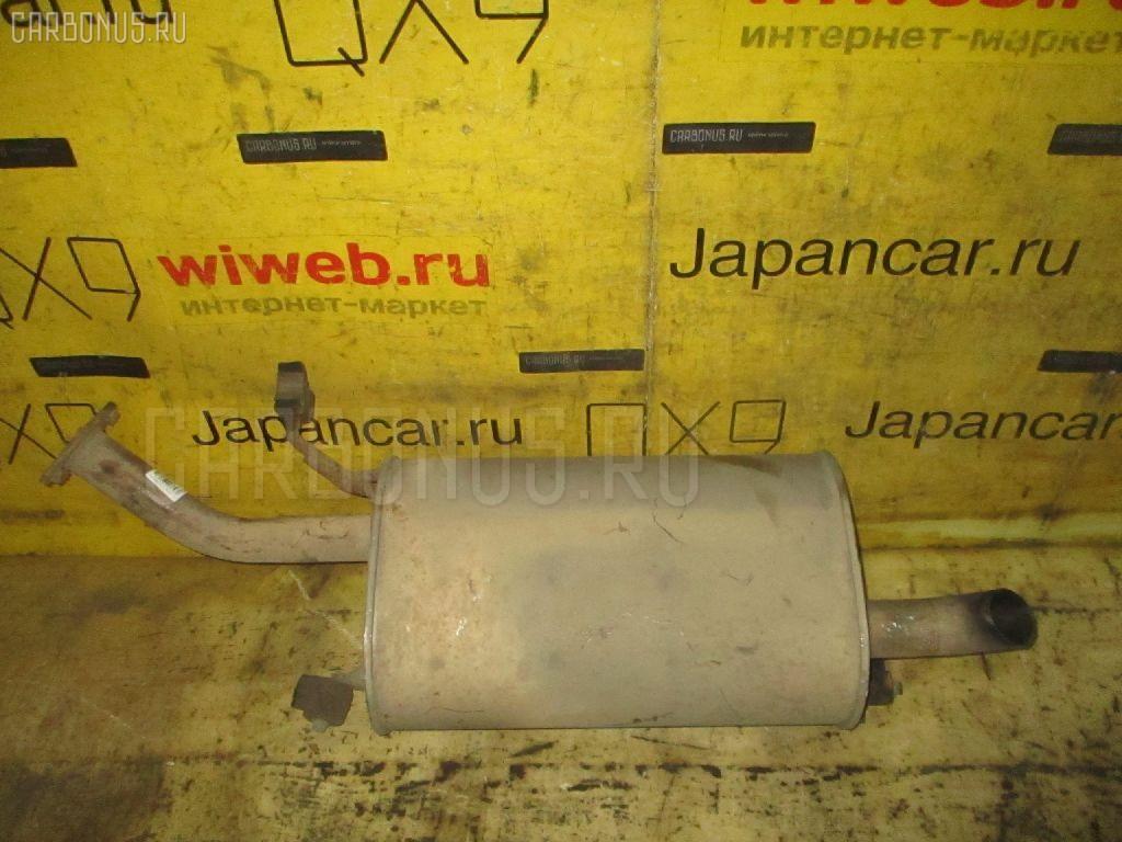 Глушитель Mitsubishi Lancer cedia wagon CS5W 4G93 Фото 1
