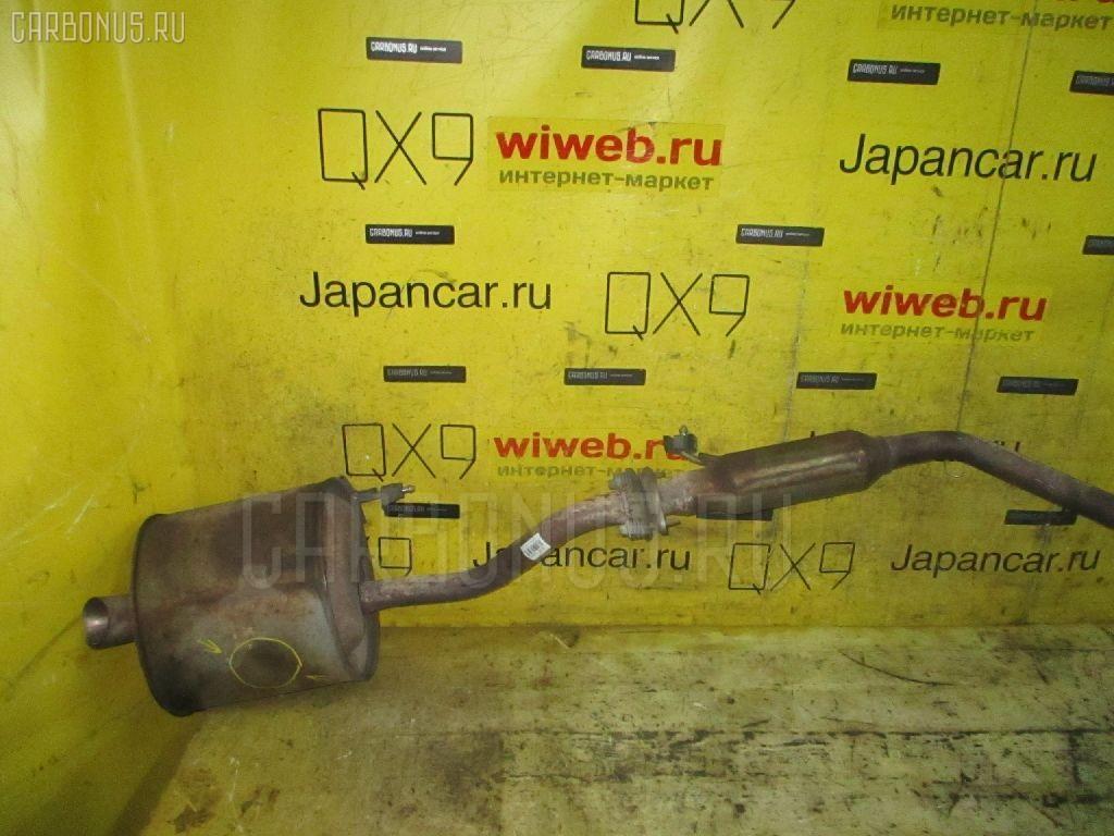 Глушитель на Honda Edix BE3 K20A Фото 1