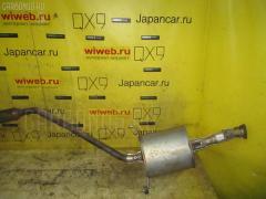 Глушитель на Honda Edix BE3 K20A Фото 3