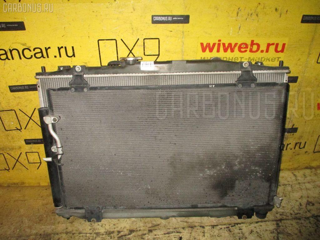 Радиатор ДВС Honda Elysion RR3 J30A Фото 1