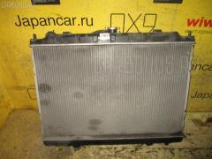 Радиатор ДВС NISSAN SERENA PC24 SR20DE