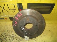 Тормозной диск NISSAN SUNNY FB15 QG15DE 402064M401  402064M400  402064M402 Переднее