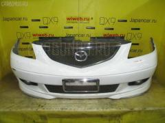 Бампер MAZDA MPV LW3W 026719 Переднее