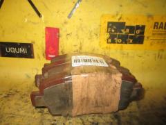 Тормозные колодки TOYOTA COROLLA NZE121 1NZ-FE Переднее