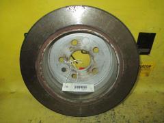 Тормозной диск на Toyota Carina AT210 4A-GE, Заднее расположение