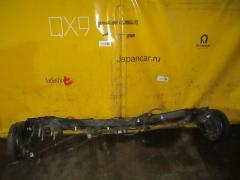 Балка подвески NISSAN NV200 VM20 HR16DE Заднее