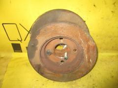 Тормозной диск NISSAN MARCH K11 CG10DE Переднее