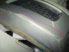 Бампер на Nissan Elgrand E51, Переднее расположение