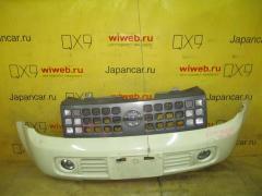 Бампер на Nissan Cube BZ11 P1290 62022-3U040, Переднее расположение