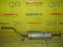 Глушитель на Nissan March K12 CR10DE Фото 2