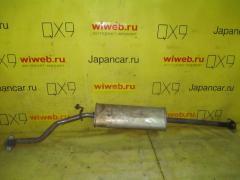 Глушитель NISSAN MARCH K12 CR10DE