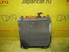 Радиатор ДВС на Suzuki Kei HN11S F6A-T