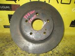 Тормозной диск на Suzuki Escudo TDB4W N32A 55211-65J01, Переднее расположение