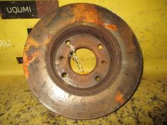 Тормозной диск на Nissan Bluebird EU12 SR18DI, Переднее расположение