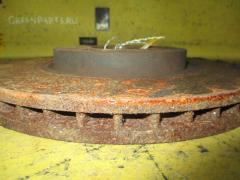 Тормозной диск на Honda Odyssey RA6 F23A Фото 2