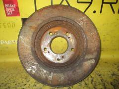 Тормозной диск на Honda Odyssey RA6 F23A Фото 1