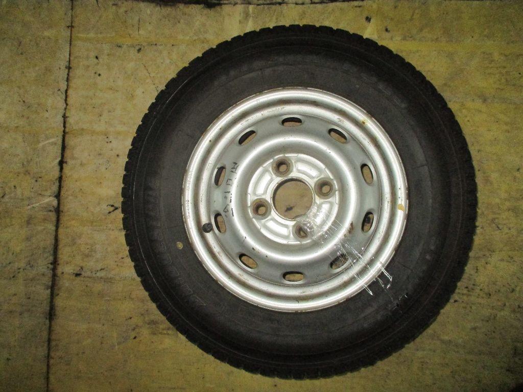 Автошина грузовая зимняя Blizzak w965 145/R12LT6PR BRIDGESTONE Фото 1