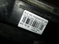 Радиатор ДВС на Suzuki Kei HN22S K6A Фото 3