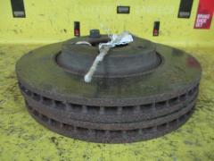 Тормозной диск на Nissan Presage TU31 QR25DE, Переднее расположение