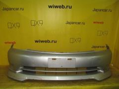 Бампер на Honda Stream RN1 Фото 1