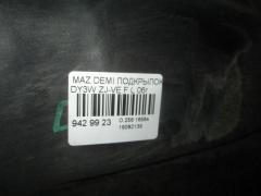 Подкрылок на Mazda Demio DY3W ZJ-VE Фото 2