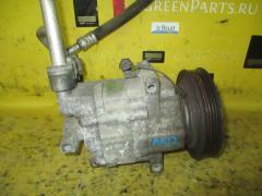 Компрессор кондиционера на Nissan March AK12 CR12DE 92600-AX02A
