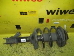 Стойка амортизатора NISSAN LIBERTY RM12 QR20DE Переднее Левое