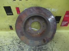 Тормозной диск на Nissan Bluebird HU14 SR20DE, Заднее расположение