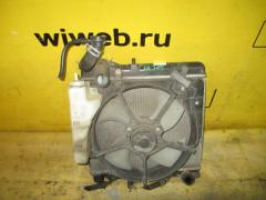 Радиатор ДВС Honda Fit GD1 L13A