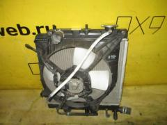 Радиатор ДВС Mazda Demio DW3W B3
