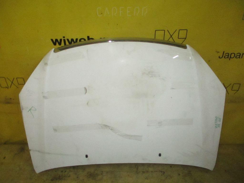 Капот на Toyota Premio ZZT240 Фото 1