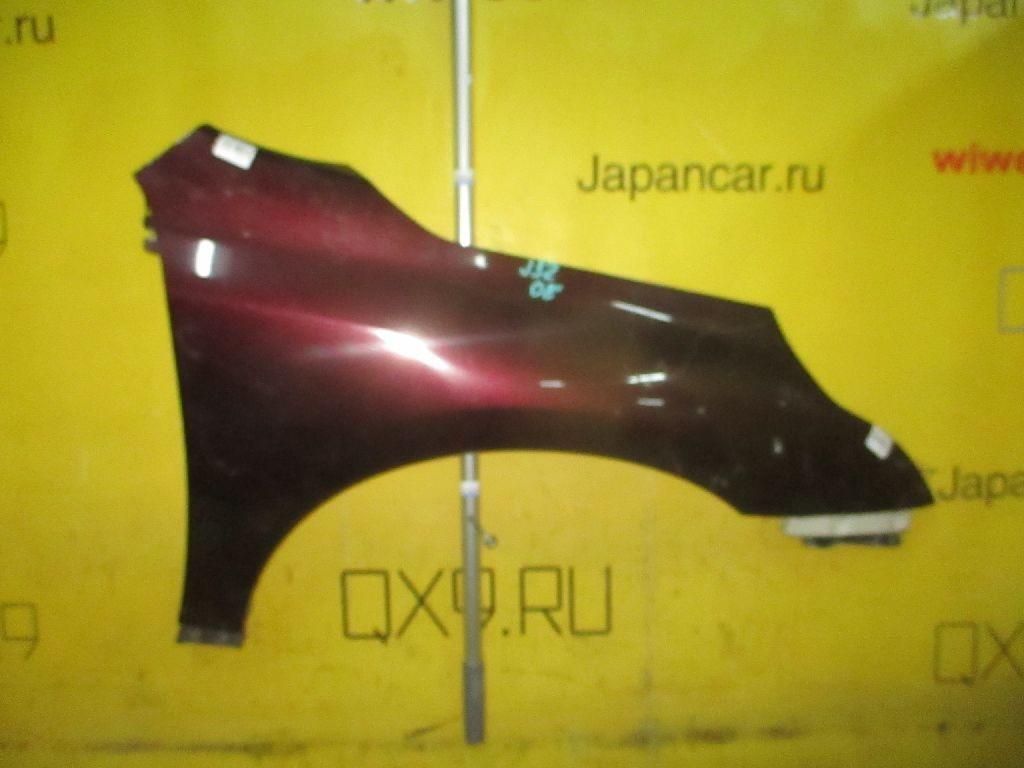 Крыло переднее на Nissan Teana J32 Фото 1