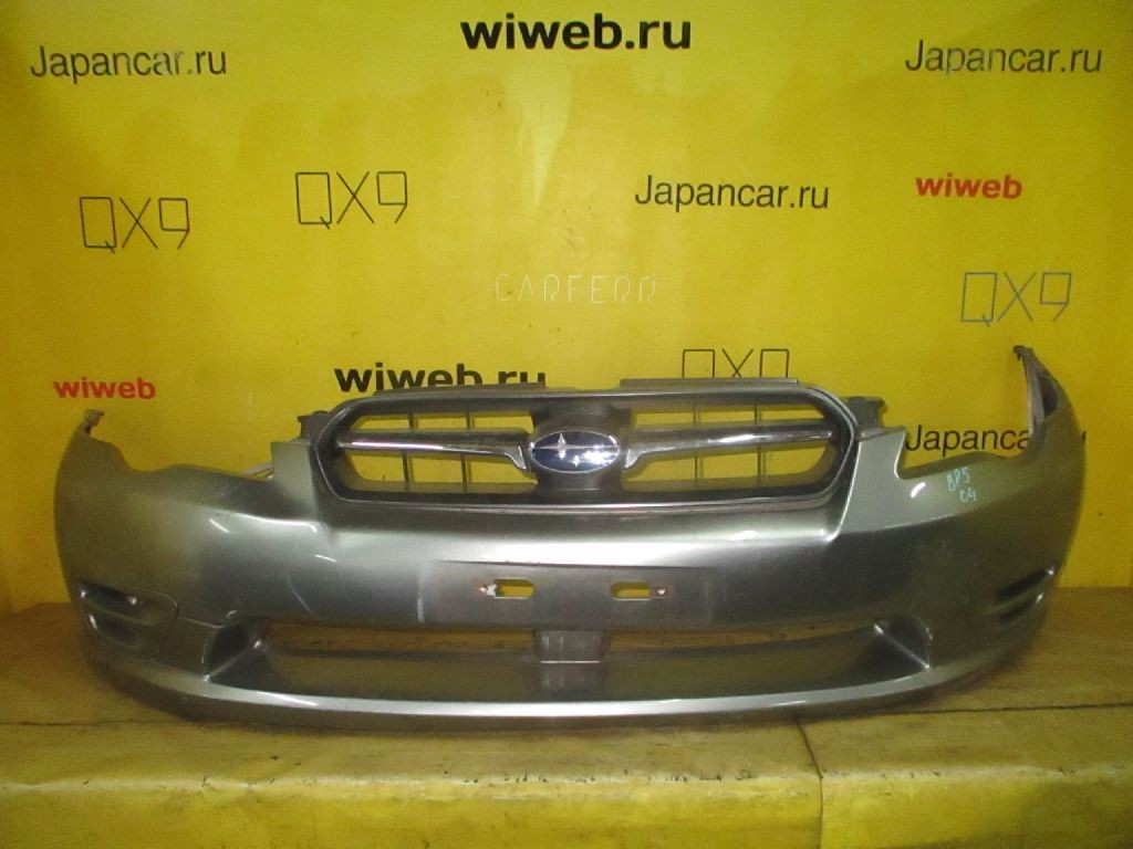 Бампер на Subaru Legacy Wagon BP5 Фото 1