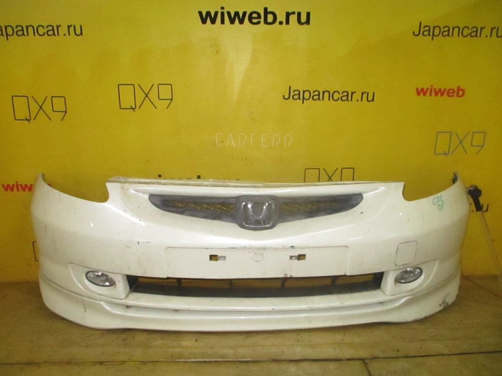 Бампер 114-22397 на Honda Fit GD1 Фото 1