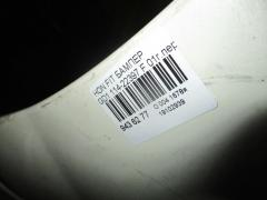 Бампер 114-22397 на Honda Fit GD1 Фото 4