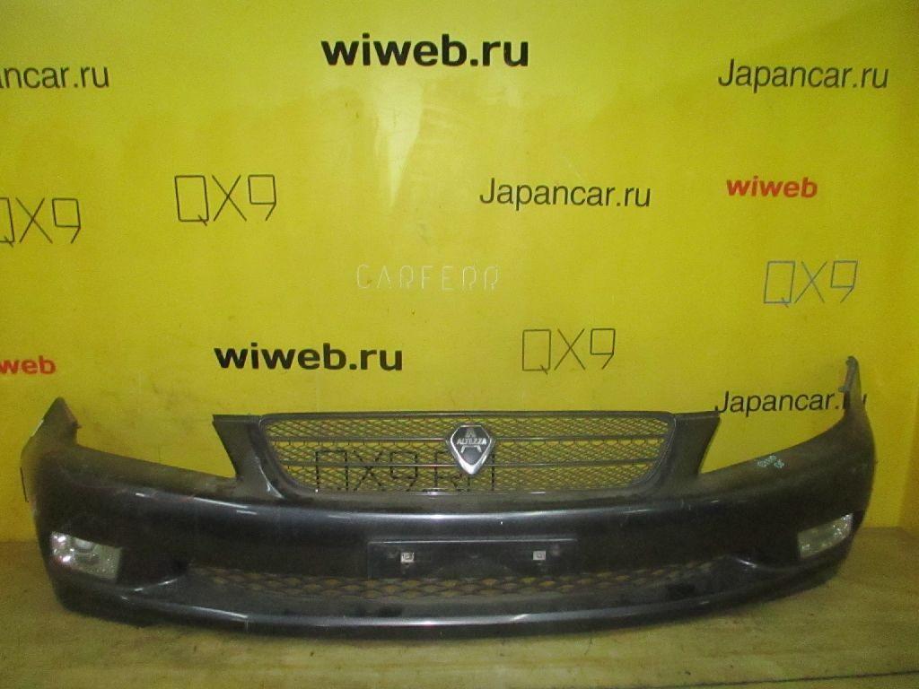 Бампер 53-19 на Toyota Altezza GXE10 Фото 1