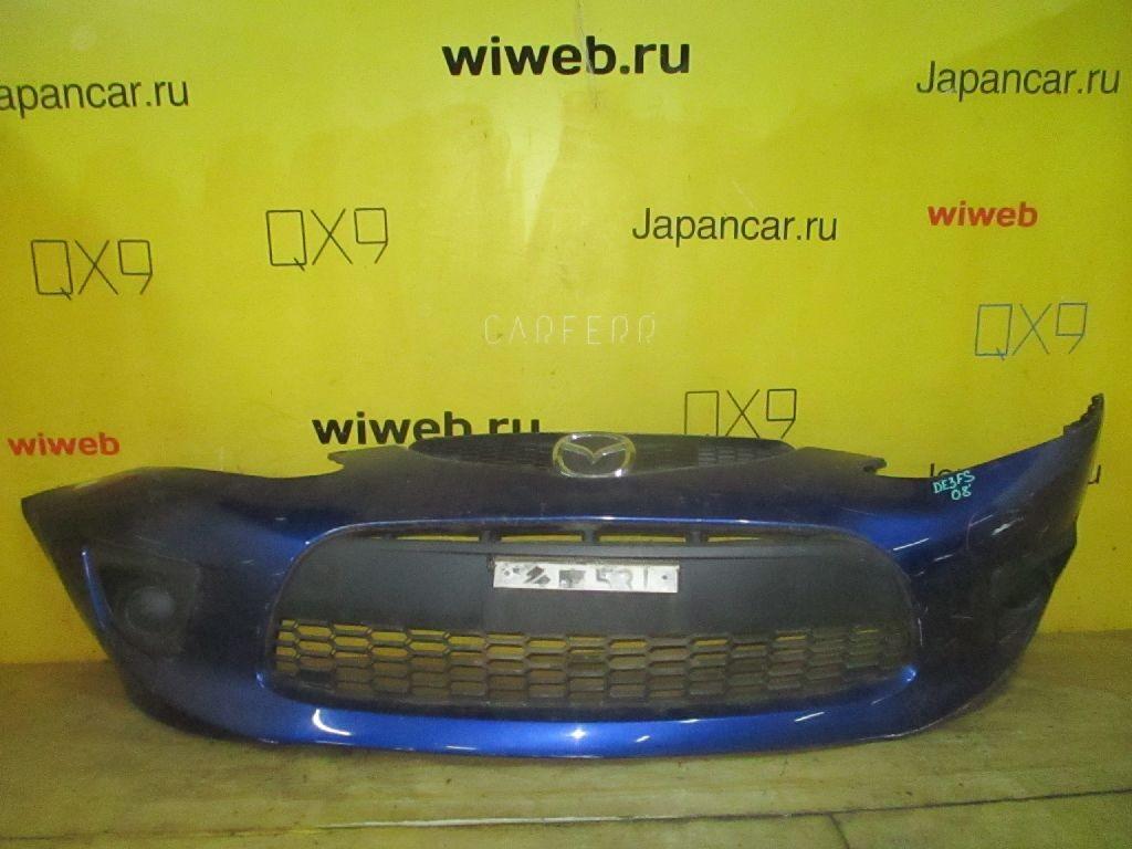 Бампер на Mazda Demio DE3FS Фото 1