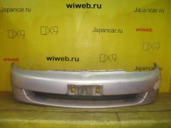 Бампер на Toyota Platz SCP11 Фото 1