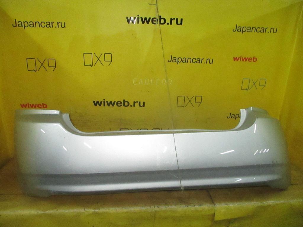 Бампер на Toyota Allex NZE121 Фото 1