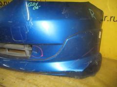 Бампер на Honda Fit GD1 Фото 2