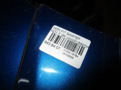 Бампер на Honda Fit GD1 Фото 5