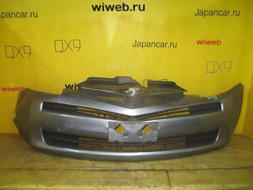 Бампер на Toyota Ractis SCP100 Фото 1
