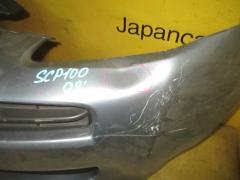 Бампер на Toyota Ractis SCP100 Фото 2