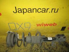 Стойка амортизатора на Nissan March BK12 CR14DE, Переднее Левое расположение