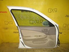 Дверь боковая NISSAN SUNNY FB15 Переднее Левое