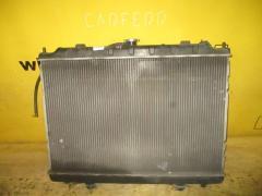 Радиатор ДВС на Nissan Presage HU30 VQ30DE