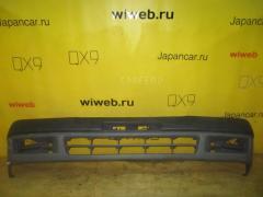 Бампер на Toyota Crown Comfort YXS10, Переднее расположение