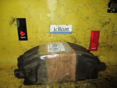 Тормозные колодки NISSAN SERENA TC24 QR20DE Переднее