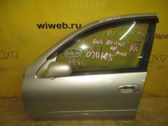 Дверь боковая на Nissan Bluebird Sylphy QG10, Переднее Левое расположение