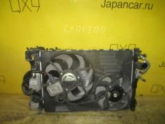 Радиатор ДВС на Volvo V70 Iii BW